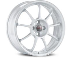OZ-Racing Alleggerita HLT Wheels White