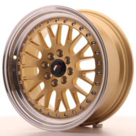JR-Wheels JR10 Wheels Gold 16 Inch 7J ET30 4x100/108