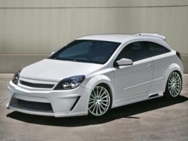 "Body Kit Opel Astra GTC ""VIRUSS WIDE"" iBherdesign"