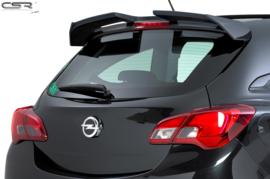Achterspoiler | Opel Corsa E alle vanaf 11/2014 | Fiberflex