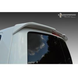Dakspoiler passend voor Volkswagen Transporter T6 2015- (met 2 achterdeuren) (PU)
