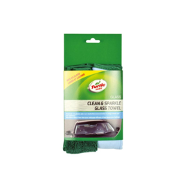 Turtle Wax X5344td Glasdoek Clean & Sparkle