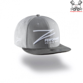 Z-Performance Cap grijs/wit