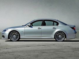"Side Skirts BMW E60 ""KAIET"" iBherdesign"