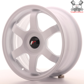 JR-Wheels JR3 White 15 Inch 7J ET35 Blank