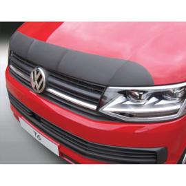 RGM Motorkap cover/beschermer passend voor Volkswagen Transporter T6 2015- Zwart