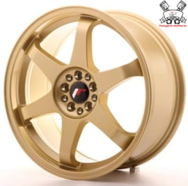 JR-Wheels JR3 Gold 18 Inch 8J ET30 5x114.3/120
