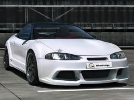 "Front Bumper Mitsubishi Eclipse ""REBEL"" iBherdesign"
