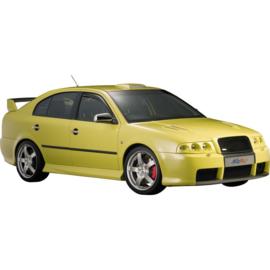 Motorkap + Grill passend voor Skoda Octavia I Sedan/Combi/RS 2000-