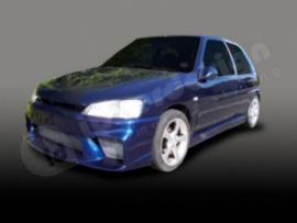 "Body Kit Peugeot 106 ""WIZARD"" iBherdesign"