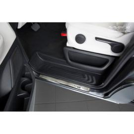 RVS Instaplijsten passend voor Mercedes Vito & V-Klasse W447 2014- - 'Special Edition' - 2-delig