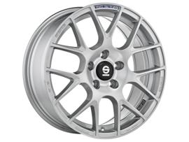 Sparco Pro Corsa Wheels Silver