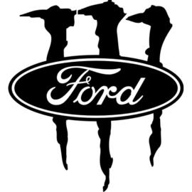 Ford Monster Logo