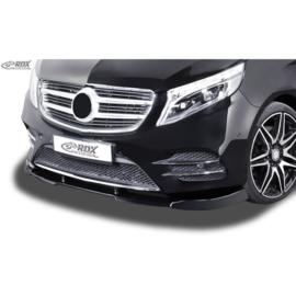Voorspoiler Vario-X passend voor Mercedes V-Klasse W447 2014- AMG-Line (PU)