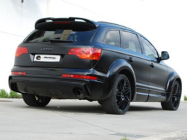 Rear Wheel Arch Extensions Audi Q7 « CZAR WIDE » iBherdesign