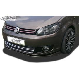 Voorspoiler Vario-X passend voor Volkswagen Touran 2011- & Caddy 2010- (PU)