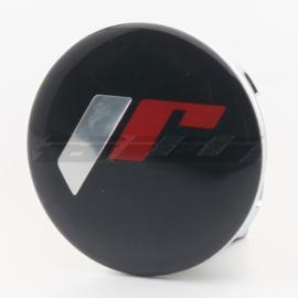 JR-Wheels Center Cap Universal Gloss Black