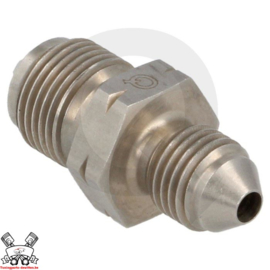 Adapter SS male / male D03-M12x1,25 convex