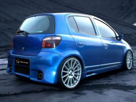 "Rear Bumper Toyota Yaris I ""K-19"" iBherdesign"