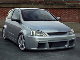 "Body Kit Opel Corsa C ""HYPNOCIS WIDE"" iBherdesign"