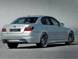 "Rear Bumper BMW E60 ""KAIET"" iBherdesign"