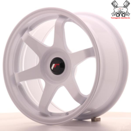 JR-Wheels JR3 White 16 Inch 8J ET25 Blank