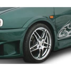 Carzone Spatbordverbreder Linksvoor passend voor Seat Ibiza 6K 1996-1999 'Samurai'
