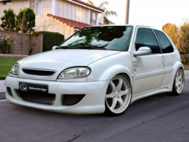 "Body Kit Citroen Saxo 3drs ""WARRIOR WIDE"" iBherdesign"