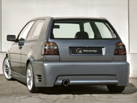 "Rear Bumper VW Golf III ""KREATOR"" iBherdesign"