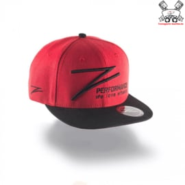 Z-Performance Cap Red/Black