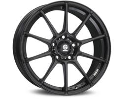 Sparco Assetto Gara Wheels Flat Black