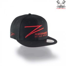 Z-Performance Cap Black/Red