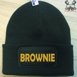 Muts Brownie (Goud)