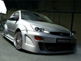 "Front Wheel Arches Ford Focus I ""ZION WIDE"" iBherdesign"