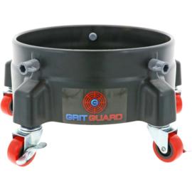 Grit Guard Bucket Dolly - Black