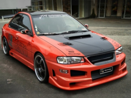 "Body Kit Subaru Impreza ""MONZA"" iBherdesign"
