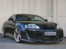 "Body Kit Hyundai Coupe GK ""OUTLAW"" iBherdesign"