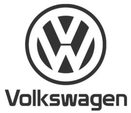 Vw Logo + Tekst