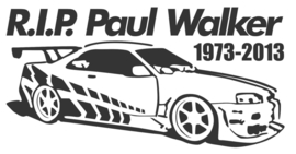 Rip Paul Walker 1973-2013