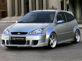 "Front Wheel Arches Ford Focus I ""SPECIES WIDE"" iBherdesign"
