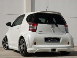 "Rear Wheel Arches Toyota iQ ""PARTY WIDE"" iBherdesign"