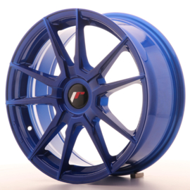 JR-Wheels JR21 Blauw