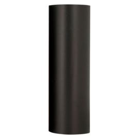 Koplamp-/achterlicht folie - Mat Zwart - 100x30 cm