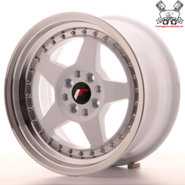 JR-Wheels JR6 White 16 Inch 8J ET30 4x100/114.3