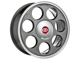 OZ-Racing Anniversary 45 Wheels Flat Titanium Machined