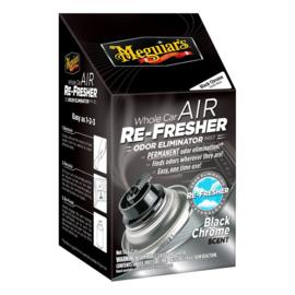 Meguiars Air Refreshener - Black Chrome