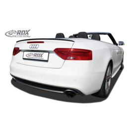 Achterspoilerlip passend voor Audi A5 Coupé/Cabrio/Sportback incl. Facelift (ABS)