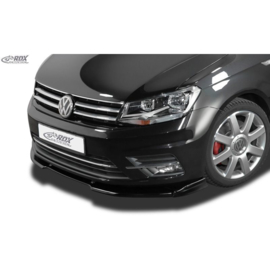 Voorspoiler Vario-X passend voor Volkswagen Caddy 2K 2015- (PU)
