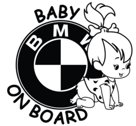 Bmw Baby On Board