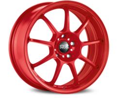OZ-Racing Alleggerita HLT Wheels Red